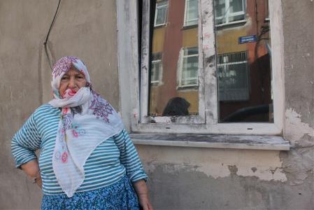 Samsun'da damadı yakmak istedi! Bir kadının yardım çığlığı