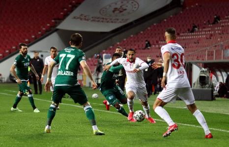 Spor Toto 1. Lig: Samsunspor: 0 - Giresunspor: 2